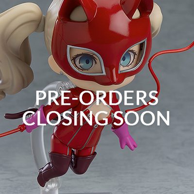 Pre-Order Closing Soon